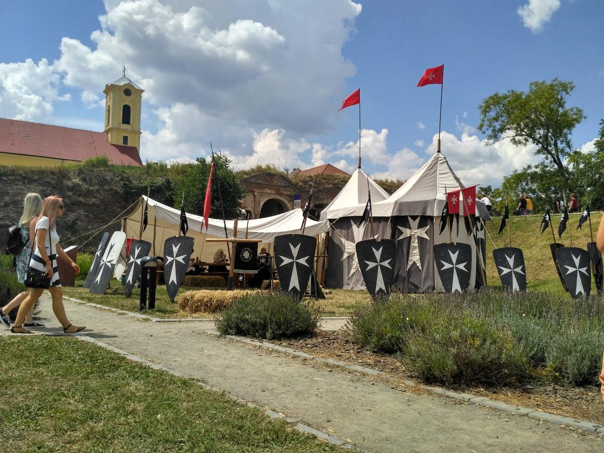 Középkori Fesztivál Nagyvárad 2018.07.06-08.