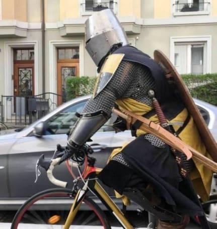 KnightRider :) Mert fő a biztonság!